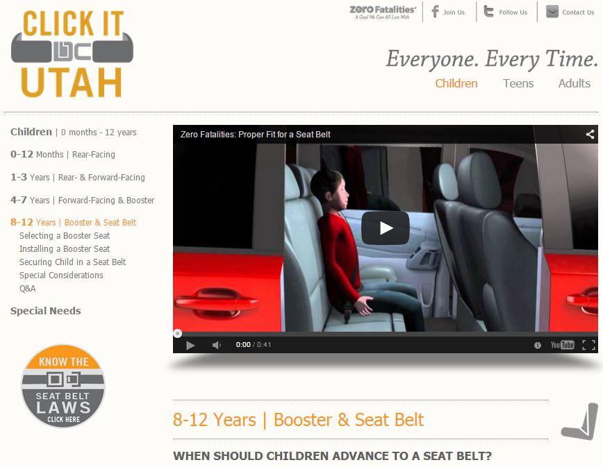 Click It Utah screen shot