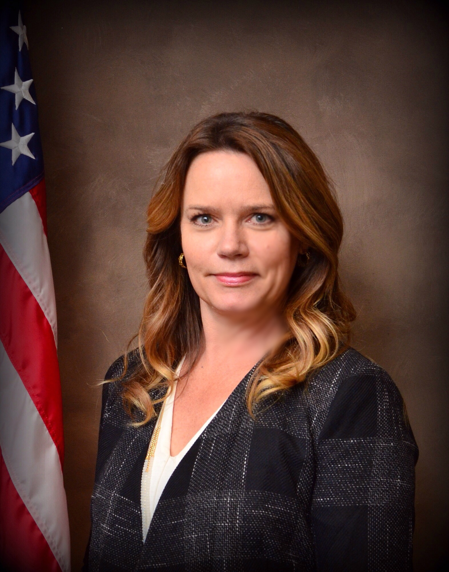 Kristy Rigby is the director of the Highway Safety Office