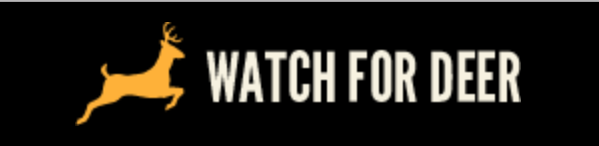 Watch for deer website logo